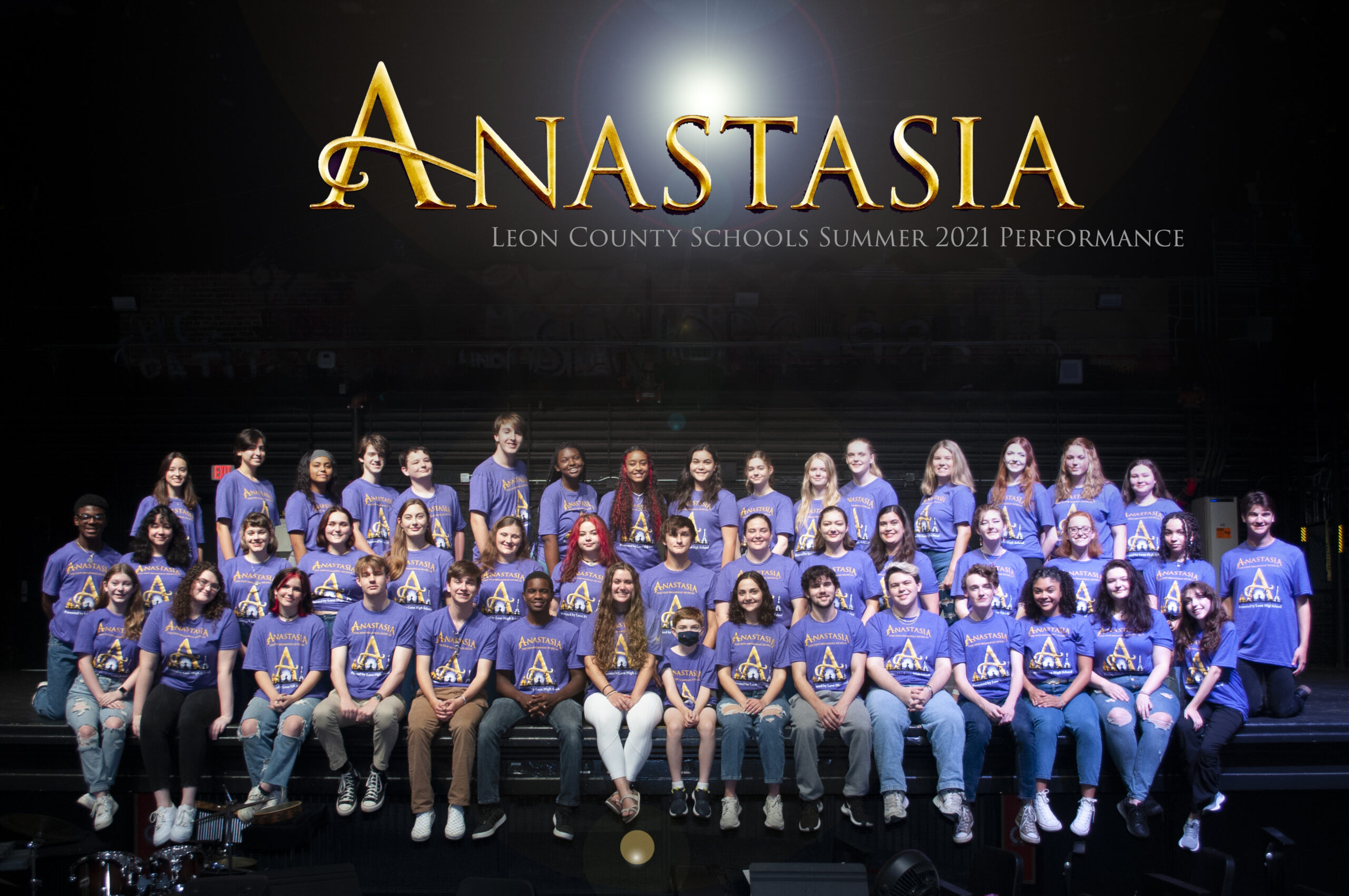 Anastasia Cast Headshots